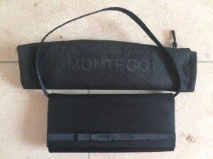Handtasche Montego, schwarz