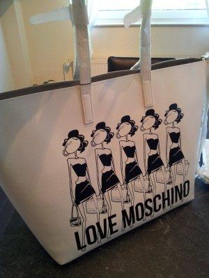 Handtasche MOSCHINO Shopper Tasche Love Moschino