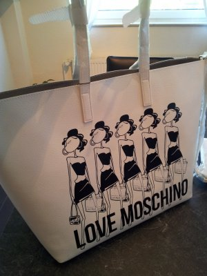 Handtasche MOSCHINO Shopper Tasche Love Moschino NP 254,- Euro