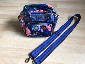 Handtasche OILILY blau