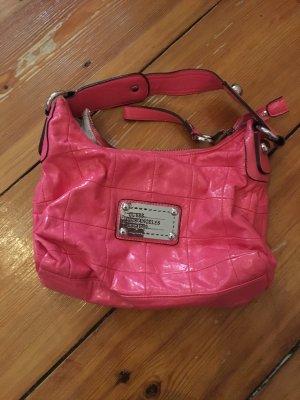 Handtasche pink guess