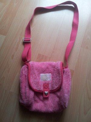 Handtasche Plüsch Lillebi Steinbeck rosa pink