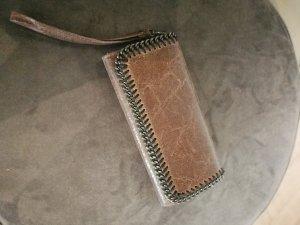 Handtasche, Portemonnaie Leder