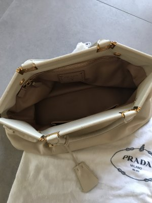 Prada Carry Bag oatmeal