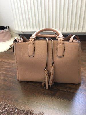 Handtasche Puder