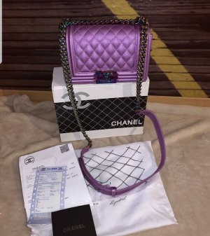 Crossbody bag lilac