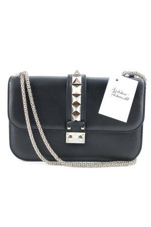 """Handtasche """"Rockstud Medium Shoulder Bag Black"""""""