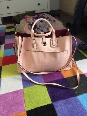 Handtasche rosa pastell schick