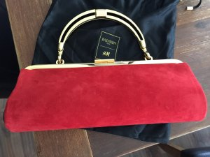 Balmain for H&M Carry Bag red-black