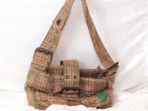 Roxy Canvas Bag light brown cotton