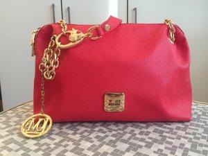 "Handtasche ""Saffiano Rosso"""