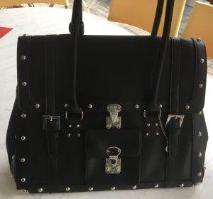 Handtasche Schopper schwarz