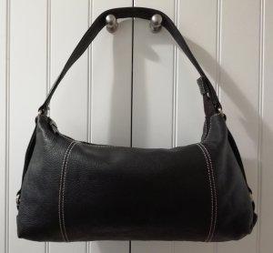 Handtasche/Schultertasche Echtleder von LOUBS