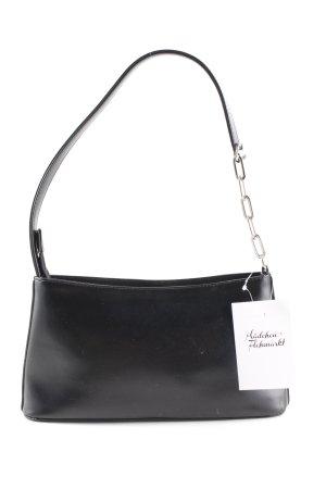 Handtasche schwarz Casual-Look