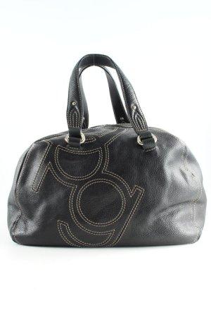 Handtas zwart casual uitstraling