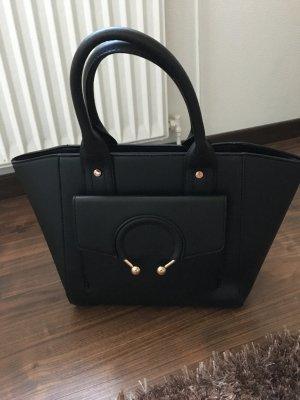Handtasche Schwarz neu