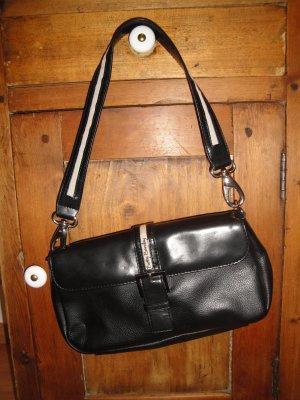 Handtasche * schwarz * silber * Betty Barclay