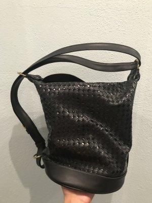 Handtasche schwarz von Asos