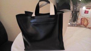 Handtasche Shopper von Furla Leder