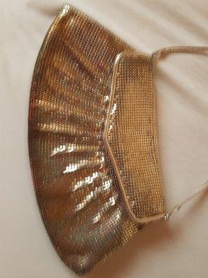Handbag silver-colored