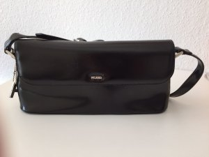 Handtasche Tasche Echtleder Picard schwarz