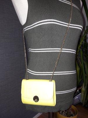 Handtasche, Tasche, gelb