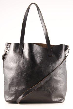 Handtasche taupe Casual-Look