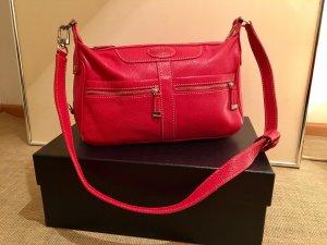 Handtasche Tod's Midi size lipstick red