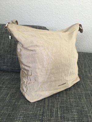 Handtasche / Umhängetasche von coccinelle in hell Nude