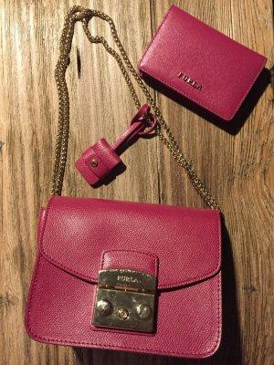 Handtasche und Portmonaiee von Furla