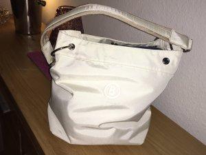 Bogner Pouch Bag natural white-oatmeal nylon