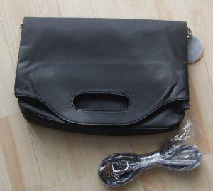 Handtasche von Boscha  - schwarz - NEU
