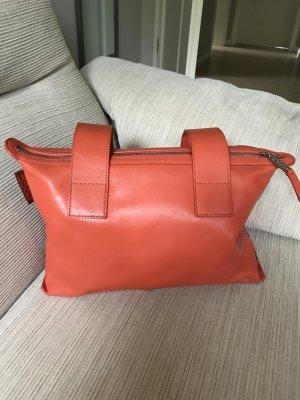 Handtasche  von BREE orange  mittelgroß