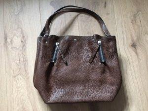 Burberry Handbag black-black brown