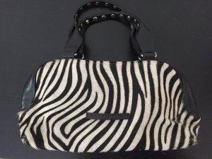Handtasche von Coccinelle im Zebraprint
