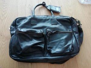 Cowboysbag Handbag dark brown-black brown