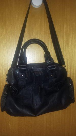 Handtasche von David Jones in Schwarz