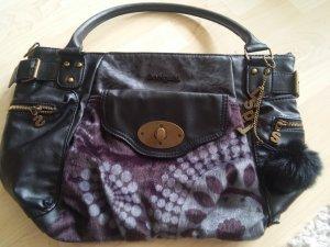 Handtasche von Desigual in Schwarz