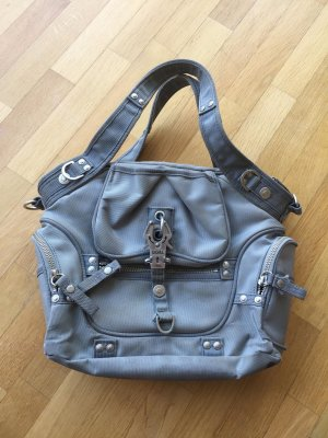 George Gina & Lucy Handbag grey-light grey
