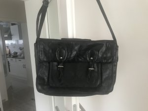 Gina Tricot College Bag black
