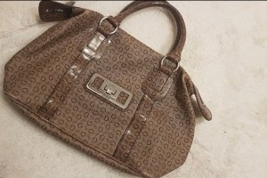 Guess Bolso color bronce-color oro