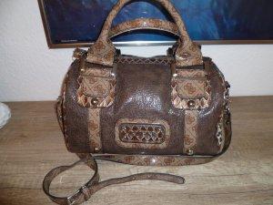 Guess Handbag multicolored imitation leather