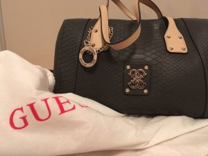 Guess Sac à main gris anthracite