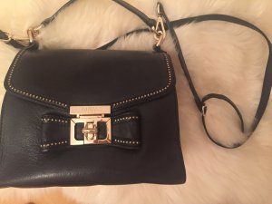 Guess Handbag black-gold-colored