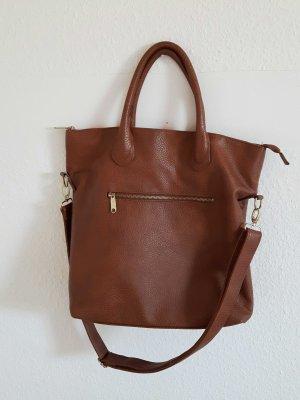 Handtasche von h&m in braun