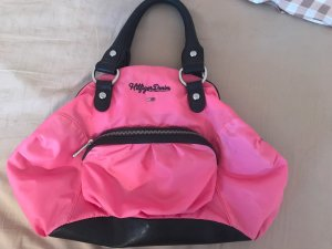 Hilfiger Denim Carry Bag pink-black brown