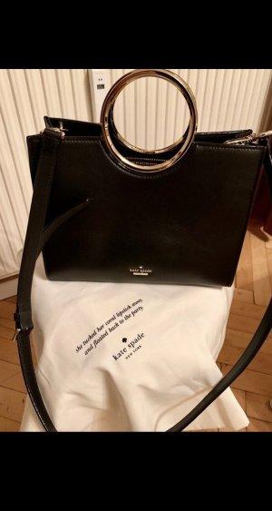 Handtasche von Kate  Spade New York in schwarz gold