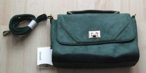 Handtasche von Lavand dunkelgrün