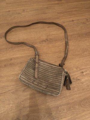 Liebeskind Handbag light brown leather