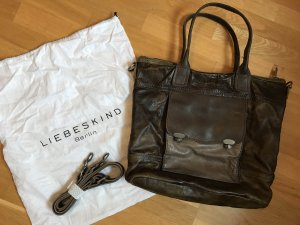 Handtasche von Liebeskind, Farbe braun